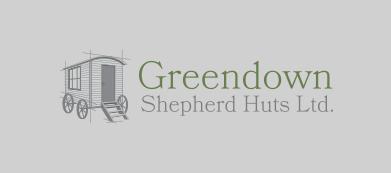 Greendown Shepherd Huts Logo - 2019 Retina