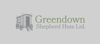 Greendown  Shepherd Huts Logo