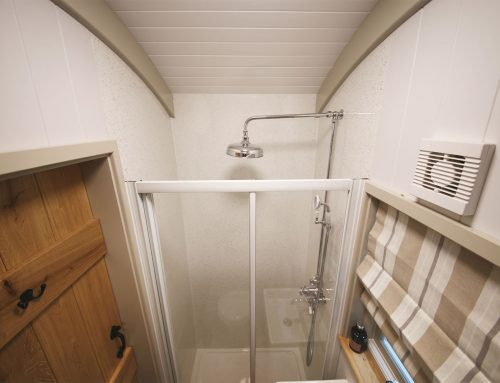Shepherd Huts with a Shower – Things to Think About